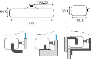 KS30/40 Dimensions & Applications