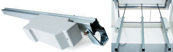 Rack Linear Actuator