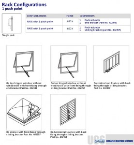 Rack Installation Examples