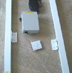 Sliding Sash Kit With Switch and Control Panel