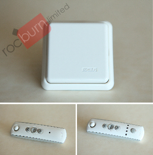 Somfy Remote Reciever