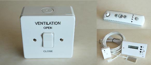 C20 Electric Window Opener | Window Openers