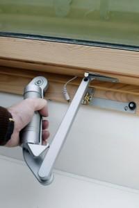 Fitting Window Opener 1