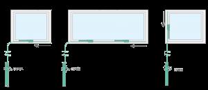 Manual Teleflex Style Window Opener