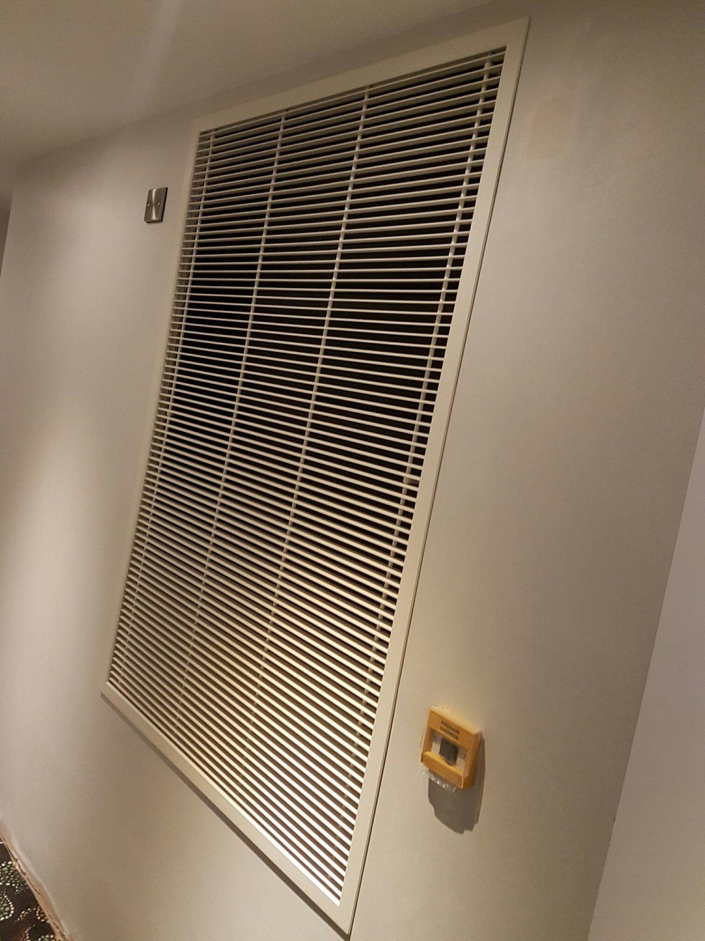 Case Study Smoke Ventilation System For Flats