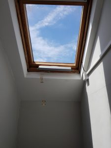 Kato 350 Fittend to Velux