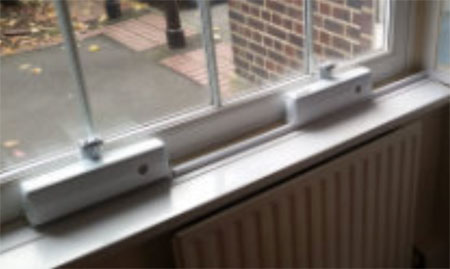 Sliding Sash With Chain Openers