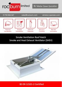 Smoke Vent Roof Hatch