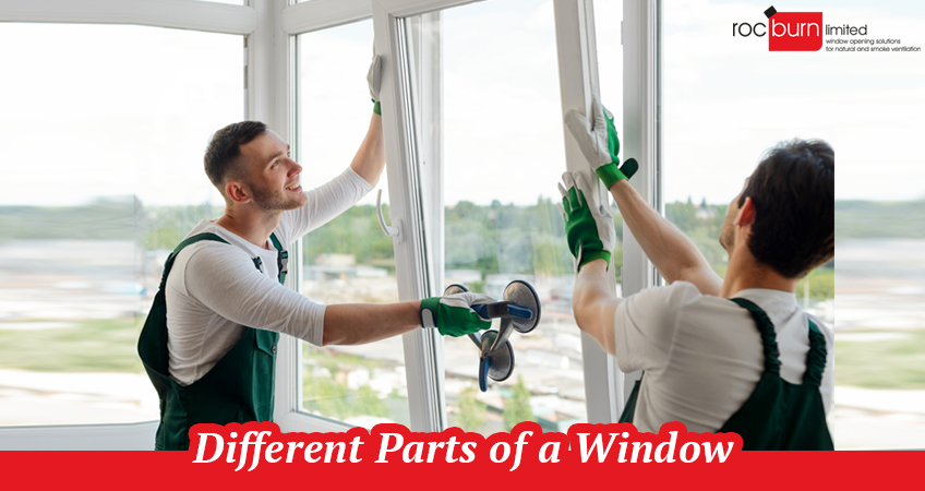 What Are The Different Parts Of A Window Called?