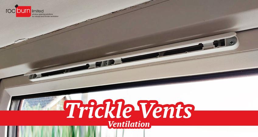 Trickle Vents – Benefits Of Trickle Ventilation Windows