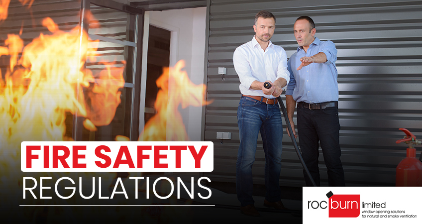 What Fire Regulations are in Place Within the UK?