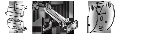 Topp C130 Bracket fittings