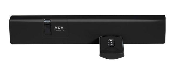 AXA Remote hopper window opener in black