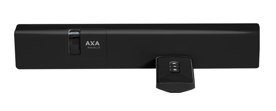 AXA 2.0 Remote Control Window opener with AXA Remote hopper