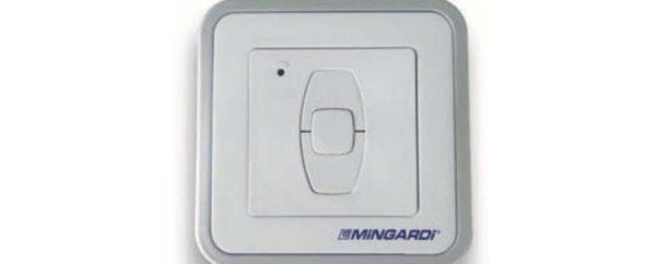 Mingardi Linea Radio MRW-T1 Wall transmitter controller